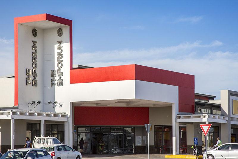 The Emporium Centre, Cape Town