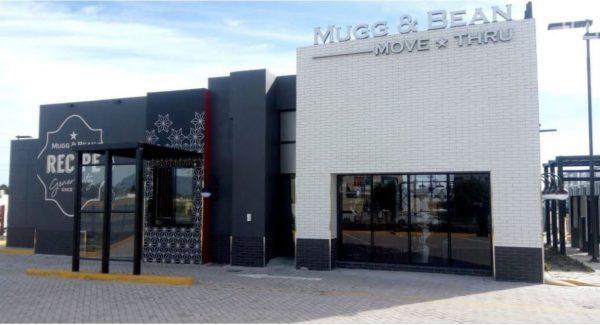 Mugg and Bean Drive Thru