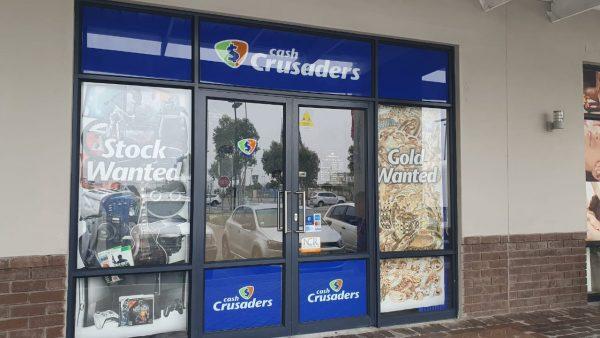 Cash Crusaders